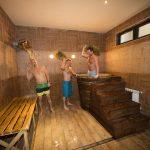 sauna сауна